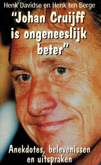 Johan Cruijff is ongeneeslijk beter