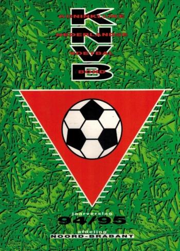 KNVB Jaarverslag 94-95
