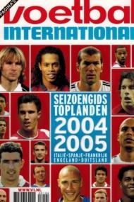 Seizoengids Toplanden 2004-2005