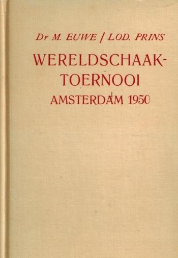 Wereldschaaktoernooi Amsterdam 1950