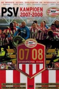 DVD PSV Kampioen 2007-2008