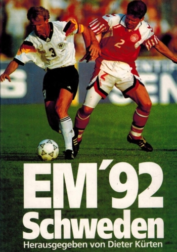 EM 92 Schweden