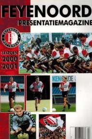 Feyenoord Presentatiemagazine 2000-2001