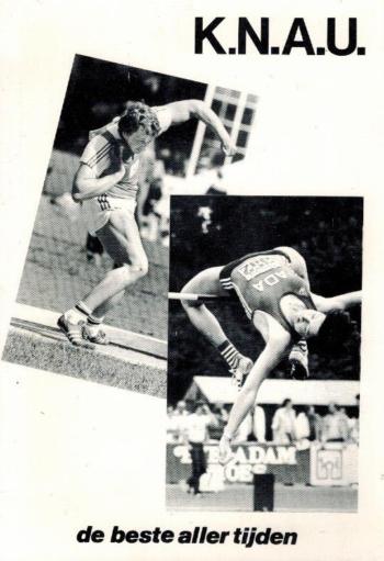 De beste Nederlandse atleten aller tijden