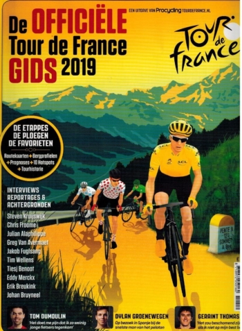 Officiele Tour de France Gids 2019