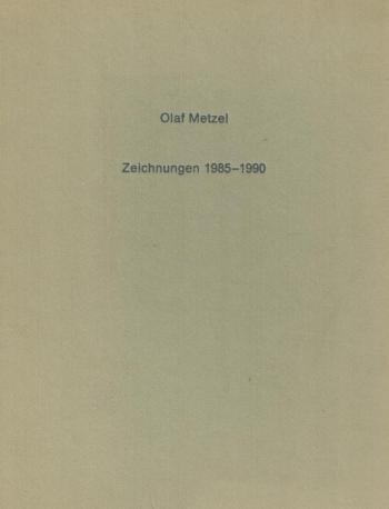 Olaf Metzel - Zeichnungen