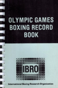 Olympic Games Boxing Record Book