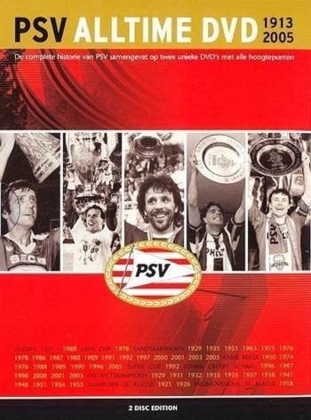 PSV All Time DVD 1913-2005