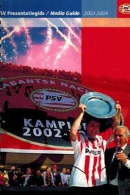 PSV Presentatiegids 2003-2004