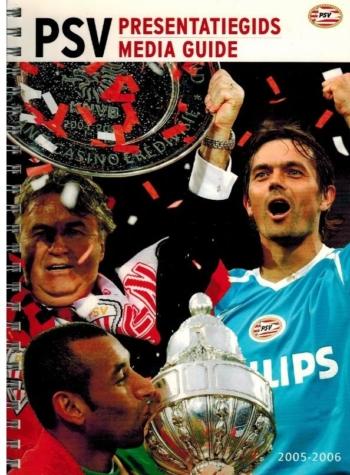 PSV Presentatiegids 2005-2006