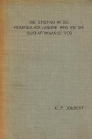 Stigting in die Romeins-Hollandse reg