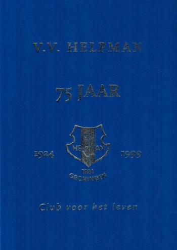 V.V. Helpman 75 jaar