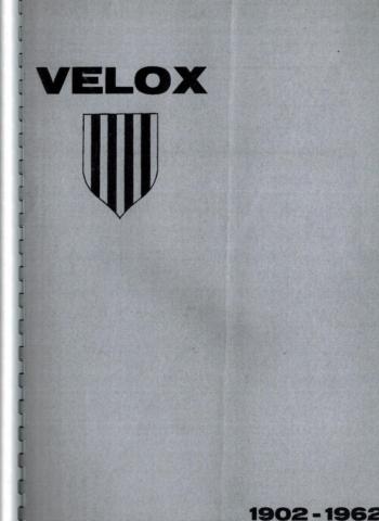 Velox 1902-1962