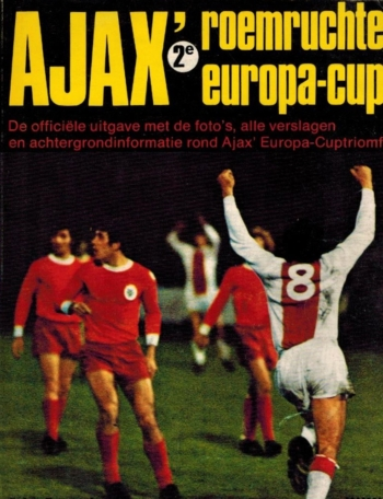 Ajax 2e roemruchte Europa-Cup