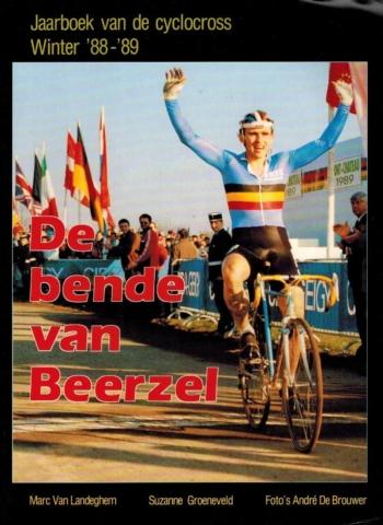 Jaarboek van de Cyclocross Winter 88-89