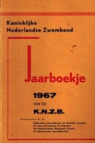 Jaarboekje 1967 KNZB