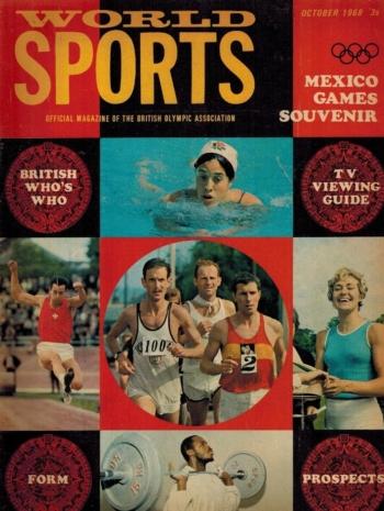 Mexico Games Souvenir