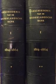 Nederlandsche Bank 1814-1864