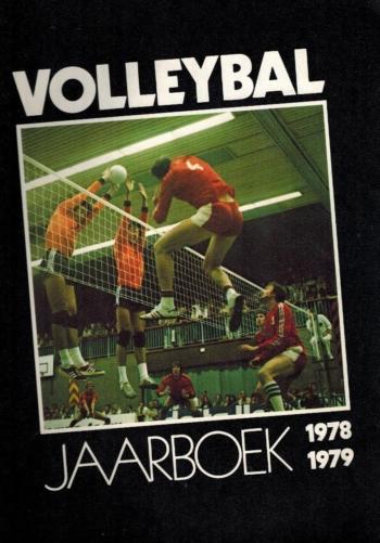 Volleybal Jaarboek 1978-1979