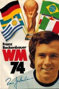 WM 74 - Franz Beckenbauer
