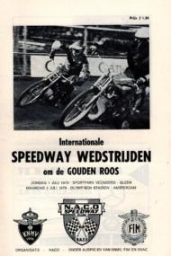 Internationale Speedway Wedstrijden om de Gouden Roos