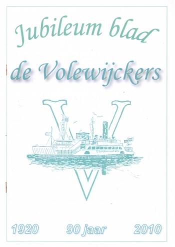 Jubileum Blad De Volewijckers 90 jaar