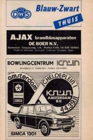 Programmaboekje DWS - FC Twente