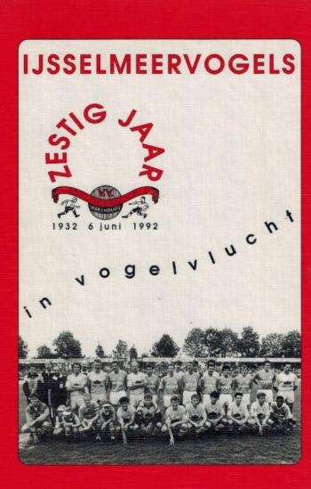 IJsselmeervogels Zestig jaar