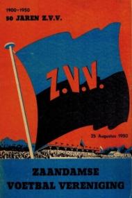 50 jaren Z.V.V. 1900-1950