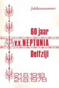 60 jaar vv Neptunia Delfzijl