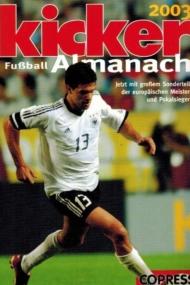Kicker Fussball Almanach 2003