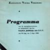 Programma Gouden Jubileum Z.V.V.