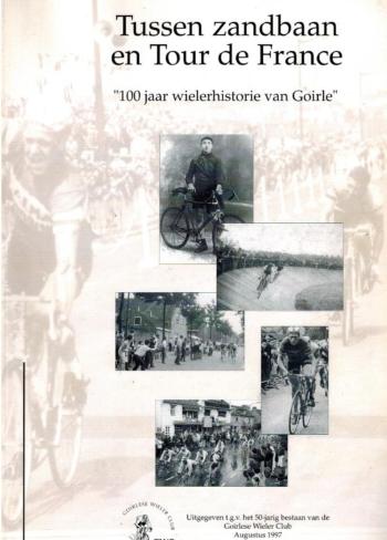 Tussen zandbaan en Tour de France