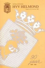 HVV Helmond 90 jaar