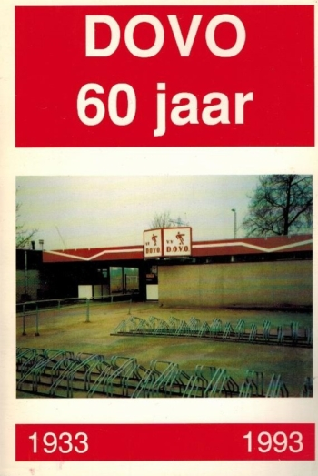 DOVO 60 jaar 1933 1993