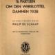 16 Partijen om den Wereldtitel Dammen 1938