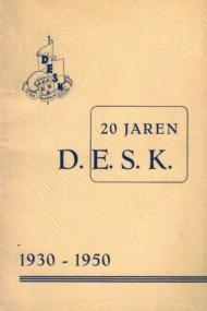 20 jaren D.E.S.K.