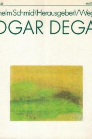 Wege zu Edgar Degas