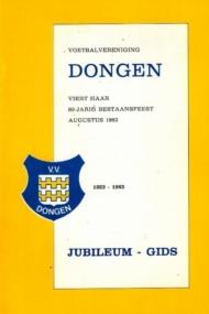 vv Dongen 60 jaar