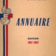 Annuaire Edition 1967-1968