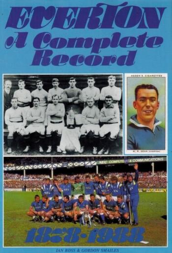 Everton A Complete Record