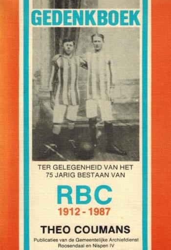 Gedenkboek 75 jaar RBC