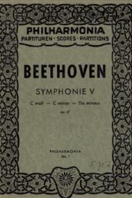 Symphonie V Beethoven