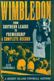 Wimbledon from Southern League to Premiership