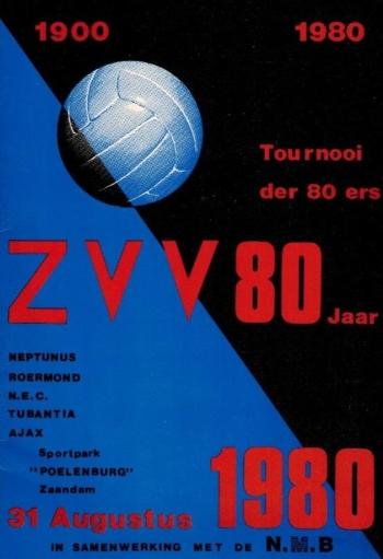ZVV 80 jaar 1900-1980